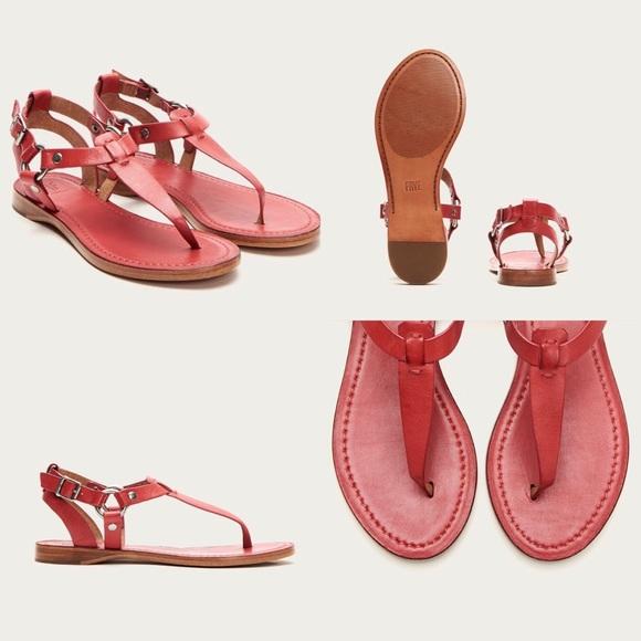 FRYE Womens Rachel Harness Dress Sandal